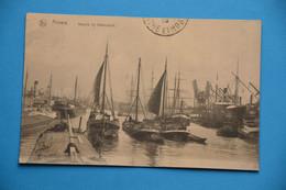 Anvers 1919: Bassin Du Kattendyck - Antwerpen