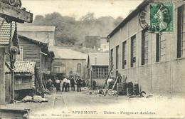 - 08 -  APREMONT  -  L' Usine  - Forges Et Acieries - Altri Comuni