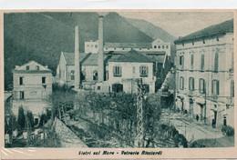 VIETRI SUL MARE - VETRERIE RICCIARDI - SALERNO - NON VIAGGIATA - Salerno