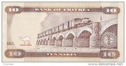 ERITREA P. 11 10 N 2012 UNC - Eritrea