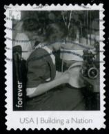 Etats-Unis / United States (Scott No.4801c - Building The Nation) (o) - Gebraucht