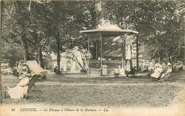 70* LUXEUIL Kiosque - Luxeuil Les Bains