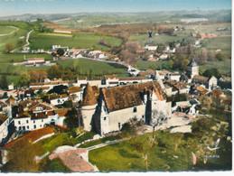 MONTMOREAU (16.Charente) En Avion Au-dessus De ... Le Château Du Marquis De Rochechouart. Vue Panoramique LAPIE - Otros Municipios