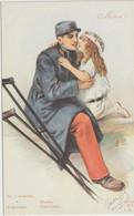 CPA MILITARIA  - Merci ! - Guerra 1914-18