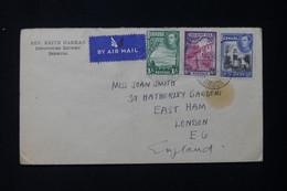 BERMUDES - Enveloppe De Hamilton Pour Londres, Affranchissement Plaisant - L 84059 - Bermuda