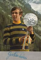 GUSTAV THONI - Vincitore Coppa Del Mondo Sci Alpino 1971 - (rif. D57) - Winter Sports