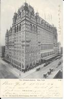 003247 - USA - THE WALDORF ASTORIA, NEW YORK - PUB. THE AMERICAN NEWS COMPANY - 1904 - Manhattan