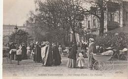 75 Paris. Scènes Parisiennes. Aux Champs Elysées. Les Nounous - Unclassified