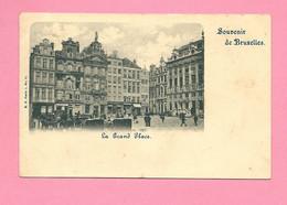 C.P. Bruxelles =  Place   Royale - Brussels (City)
