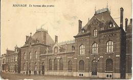 Belgique Hainaut - Région Wallonne - Wallonie- MANAGE - Bureau Des Postes - Poste - Manage
