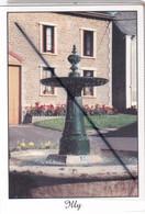 ILLY (08) Fontaine ,croisement De La Grande Rue Et Rue De La Rigolle. Communauté De Commune Du Sedanais - Other Municipalities