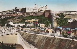 SAFI (Maroc) - Cpsm Petit Prix - La Kechla Et Les Remparts - écrite En 1958 - Bon état - 2 Scans - Altri