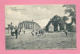 C.P. Bruxelles =   Rue  ROYALE  Avec  Le  Parc - Brussels (City)