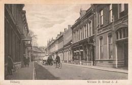 Tilburg Willem II Straat Zuidzijde Paard En Wagen ZR871 - Tilburg