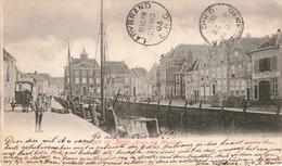 Bergen Op Zoom Haven Met Missiehuis ZR891 - Bergen Op Zoom
