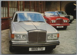 Auto IAA 1985 Frankfurt Am Main - Bentley Eight Bentley Continental & Bentley Mulsanne - Turismo