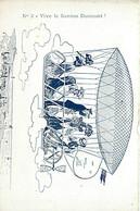 CHAMPAGNE MERCIER  EPERNAY N°2 VIVE LE SANTOS DUMONT - 1900-1949