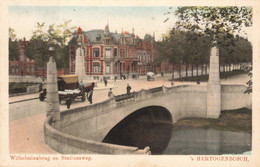 's-Hertogenbosch Wilhelminabrug En Stationsweg ZR897 - 's-Hertogenbosch