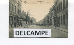 CPA Animée DEURNE - ZUID - Herenthalsche Baan - Chaussée D'Herenthals - Antwerpen
