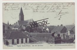 Lessines (église Saint-Pierre Vue De Derrière 1903) - Lessines
