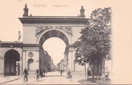 Seltene ALTE  AK   MÜNCHEN / Bayern  -  Hofgartenthor -  Ca. 1900 - München