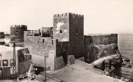 SAFI (Maroc) - Le Château De Mer Portugais - Cpsm Rare - écrite En 1958 - Très Bon état - 2 Scans - Altri