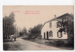 30 - ROANNE - COO  -  Route Vers LA GLEIZE - Stoumont