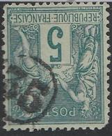 """JOUR De L'AN"" N° 35 S/ SAGE - 1877-1920: Semi Modern Period"