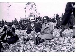 PHOTO De Négatif Tirage Récent ( 15 X 10,2 Cm) LE HAVRE - Les Galets Et Le Sémaphore 1930 Environ - Repro's