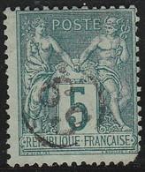 """JOUR De L'AN"" N° 69 S/ SAGE - 1877-1920: Semi Modern Period"