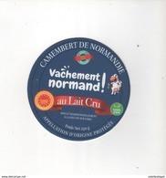 Camembert  Vachement Normand ! - Quesos