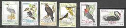 AUSTRALIA, 2020, MNH, BIRDS, BIRD EMBLEMS, SWANS, EAGLES, COCKATOOS, HONEYEATERS, 6v - Sonstige
