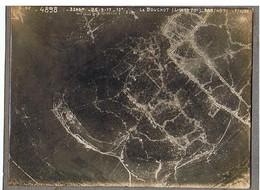 PHOTO Photographie Aérienne Guerre 1914-1918 LE BOUCHOT Cliché  Militaria Aviation Militaire - Guerre, Militaire