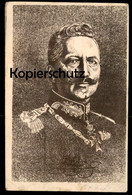 ALTE KÜNSTLER POSTKARTE KAISER WILHELM II. PORTRÄT STEMPEL AACHEN 1915 Ansichtskarte Postcard Cpa AK - Personajes