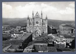 °°° Cartolina - Orvieto Veduta Panoramica Viaggiata (l) °°° - Terni