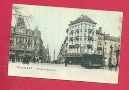 C.P. Bruxelles = Porte  De  LOUVAIN - Brussels (City)