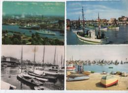 14 Cartes Semi Moderne Grand Format    - Bateaux , Bateau - Other