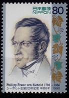 Japan 1996 Mi 2365 ** MNH Philipp Franz Von Siebold Japan Researcher 200th Birthday - Unclassified