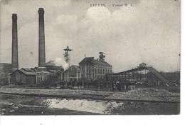 62 - LIEVIN - T.Belle Vue Animée De La Fosse N° 3 ( Militaires à Pied Ou à Cheval ) - Lievin