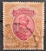 INDIA 1911 - Canceled - Sc# 94 - 2R - 1911-35 Roi Georges V