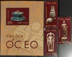 Vietnam Viet Nam MNH Perf Stamps & Sou. Sheet 2020 : OC EO Culture / Archaeology / Ancient Relics / Linga Yoni (Ms1129) - Vietnam