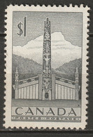 Canada 1953 Sc 321  MNH** - Unused Stamps