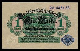 Pick 52 Ro 51d DEU-187 1 Mark 1914 UNC ! - Andere