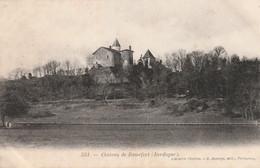 (SV3) DORDOGNE , Château De  RAMEFORT - Altri Comuni