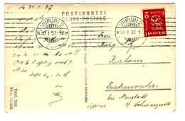 41871 - De VIIPURI - Storia Postale