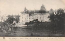 (SV3) DORDOGNE , Château De L ' EVËQUE , Environs De Perigueux - Périgueux