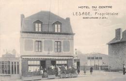 21-855 :  SAINT-LUNAIRE. HOTEL DU CENTRE. LESAGE - Saint-Lunaire