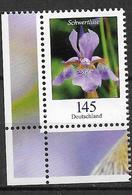 2006 Allem. Fed. Deutschland  Germany  Mi. 2507 **MNH EUL  Blumen: Schwertlilie (Iris Xiphium) - Ongebruikt