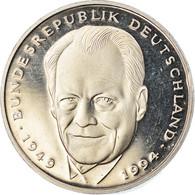 Monnaie, République Fédérale Allemande, 2 Mark, 2001, Munich, FDC - 2 Mark