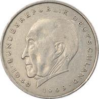 Monnaie, République Fédérale Allemande, 2 Mark, 1972, Hambourg, TTB - 2 Mark